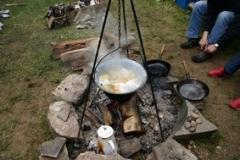 Kartoffelkochen